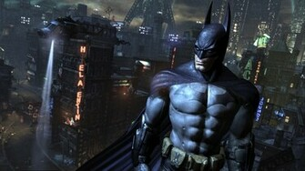 Batman ArkhamCityWallpapers2jpg
