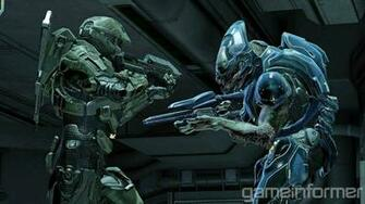 1188x668px Halo 4 Elite Wallpaper