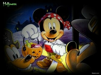 Fondos Halloween Disney   Wallpapers Halloweendisney3wallpapers