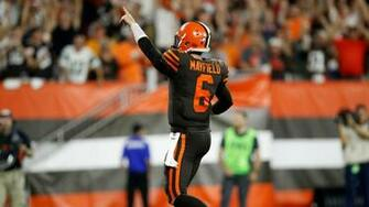 Baker Mayfields confidence contagious on Cleveland Browns NBC
