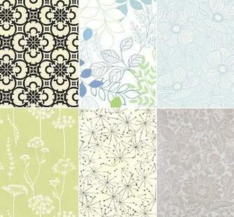 Tempaper Removable Paper comes in these great art nouveau patterns and