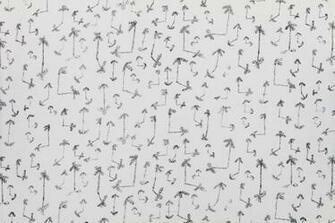 Palm Shadows Wallpaper Billy Cotton