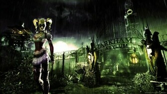 Photos batman arkham asylum wallpaper page 5