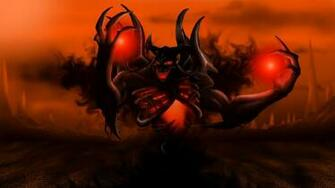 Download wallpaper 1920x1080 nevermore shadow fiend dota 2 full