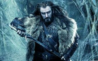 THE HOBBIT THE DESOLATION OF SMAUG Thorin Oakenshield 4K HD