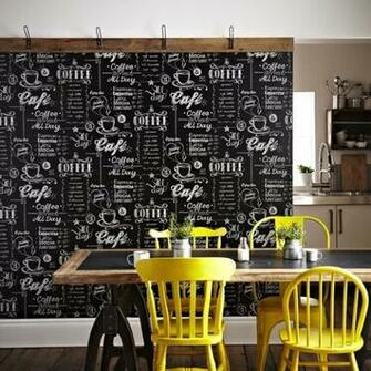 Reversible Decor 15 Temporary Wallpapers for the Kitchen Apartment