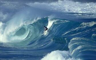 Big Wave Surfing Screensavers PC Android iPhone and iPad Wallpapers