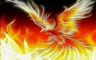 Phoenix Bird 39 Desktop Background