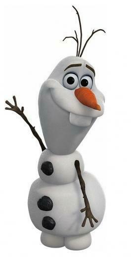 Frozen olaf 600x388