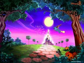 Desktop Wallpaper Disney Halloween Wallpaper Page 2