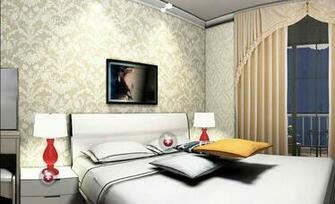 Home wallpaper design for bedroom Download 3D House