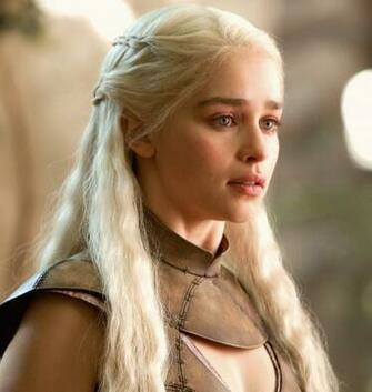 Emilia Clarke Body Game Of Thrones HD Wallpaper Background Images