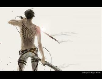 Titan Shingeki no Kyojin Anime HD Wallpaper Desktop PC Background 1451