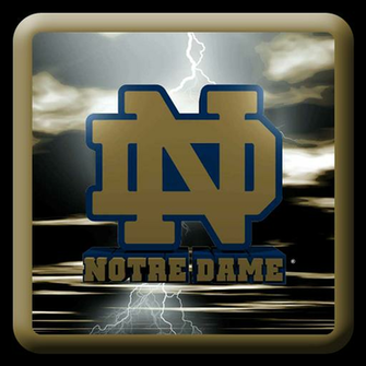 Notre Dame Fighting Irish Live Wallpaper   Amazon Appstore App Ranking