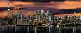 toronto future skyline high resolution QRIE