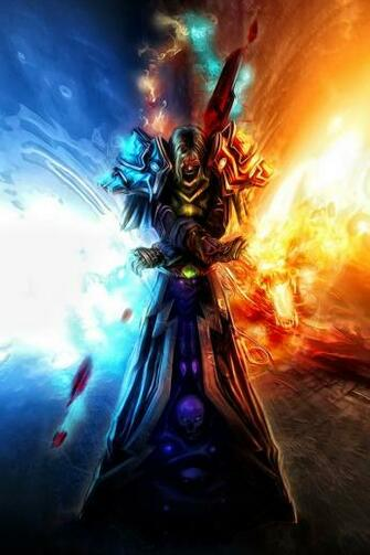 World of warcraft warlock iPhone wallpapers Background and Themes