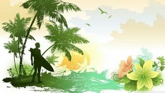 Surfing HD Wallpaper   Wallpaper High Definition High Quality