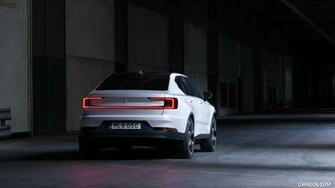 2020 Polestar 2   Rear HD Wallpaper 7