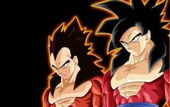 super saiyan 4 goku et vegeta Wallpaper   ForWallpapercom