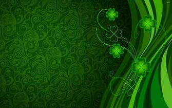 Clovers wallpaper   Holiday wallpapers   2149