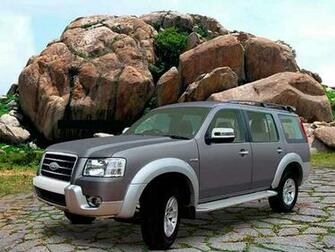 Ford Endeavour Car Wallpapers Ford Endeavour Car