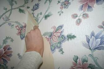DIY   How To Remove Wallpaper   Nest of Bliss