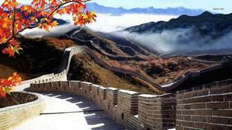 Man Made   Great Wall Of China Wall China Wallpaper