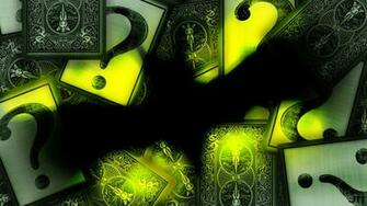 Batman Riddler Wallpaper