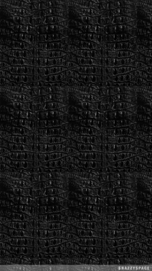 Black Snake Skin Wallpaper