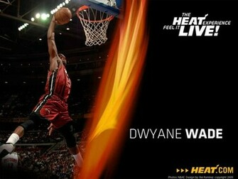 10 Miami Heat season Dwyane Wade dunk Wallpaper   Miami Heat Wallpaper