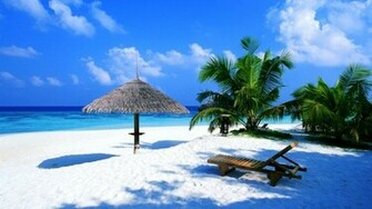 Download Summer Beach Scenes Wallpaper pictures in high definition or