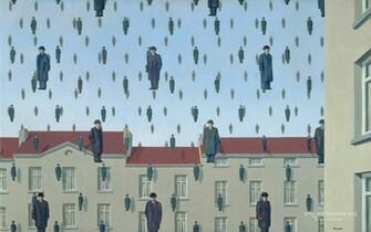 Rene Magritte Wallpaper 01