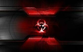 Red Biohazard Wallpaper wallpaper wallpaper hd