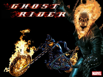 Ghost Rider Wallpaper In 3d Download Wallpaper DaWallpaperz
