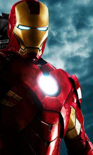 iron man hd 480x800 windows phone wallpaper download