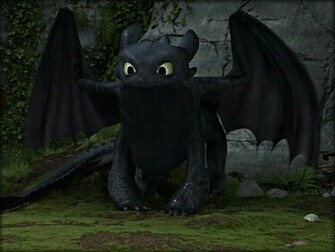 Toothless   Toothless the Dragon Wallpaper 32987031