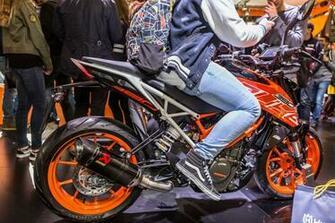 KTM 390 Duke 2017 Motorrad Fotos Motorrad Bilder