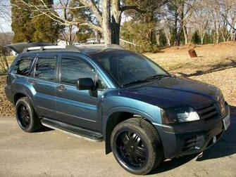 2004 Mitsubishi Endeavor pictures information and specs   Auto