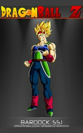 Bardock   Dragon Ball Z Mobile Wallpaper 12236
