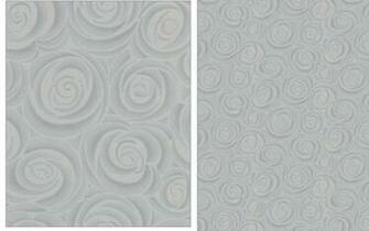 RTO 34633 Roxbury Roses Modern Geometric Wallpaper