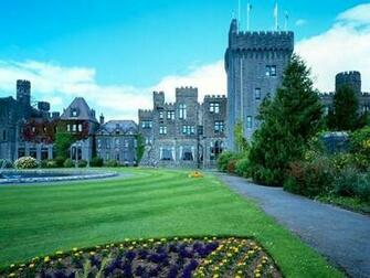 free ashford castle county mayo screensaver screensavers download