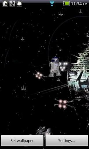 Free Download Star Wars Live Wallpaper Ii For Android Star Wars Live Wallpaper 288x512 For Your Desktop Mobile Tablet Explore 49 Star Wars Live Wallpaper Star Wars 7 Wallpapers