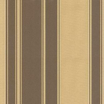 Regency Stripe Brown Gold Wallpaper from Seriano by Belgravia Decor
