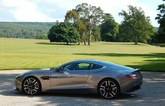 2015 Aston Martin Vanquish Full Desktop Backgrounds