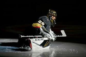 2017 18 Player Review Marc Andre Fleury was the driving force