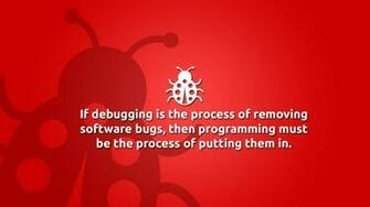 programming must be the programming must be the process of putting