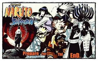 Epic Naruto Wallpaper Naruto shippuden epic  prepare
