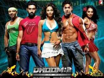 Dhoom 2 2006 Wallpapers uday chopraabhishek bachchanaishwarya