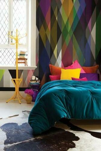 Most Colorful Home Wallpapers Decoration Home Goods Jewelry Design
