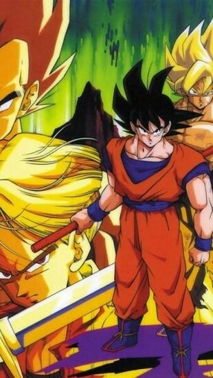 Dragon Ball Mobile Phone Wallpapers 360x640 Mobile Phone Hd Wallpaper